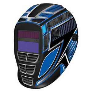 BLUWELD Solarmatik Maske Blue