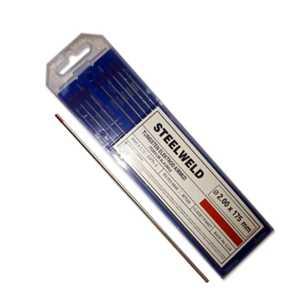 Tungsten Elektrod 2.0X175 mm (Kırmızı Uçlu)