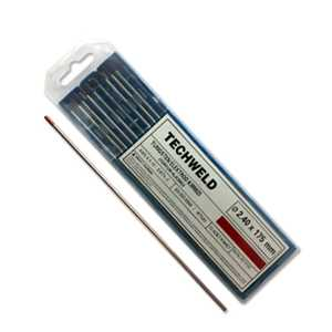 Tungsten Elektrod 2.4X175 mm (Kırmızı Uçlu)
