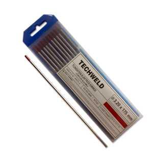 Tungsten Elektrod 3.2X175 mm (Kırmızı Uçlu)