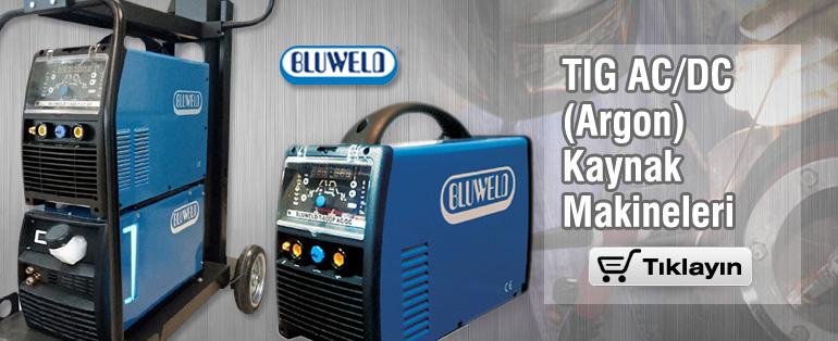 BLUWELD Tig AC/DC Kaynak Makineleri