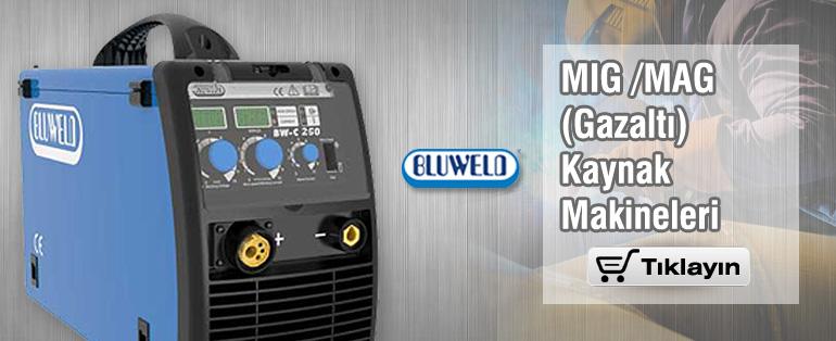 BLUWELD MIG Gazaltı Kaynak Makineleri